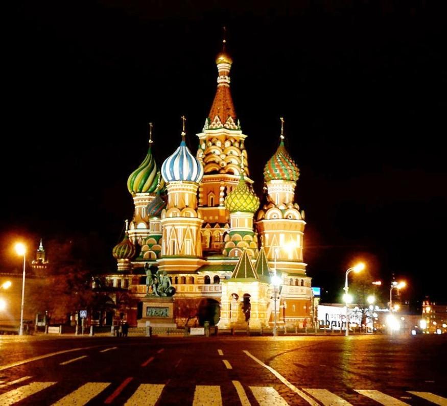 catedrala sf vasile moscova