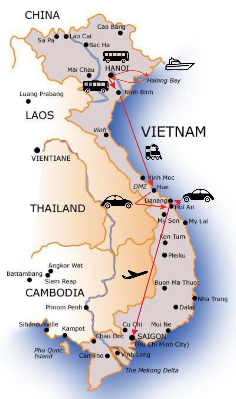 Harta Circuit Vietnam Sacalatorim Ro